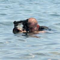 Под-надводная охота.