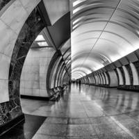 Геометрия мегаполиса