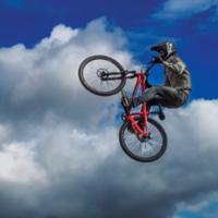 Вело-прыжок