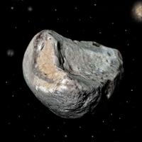 Ядро кометы № 1911/FTK