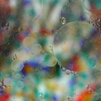 Абстракция с пузырьками