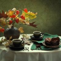 Кофе с ароматом осени