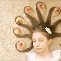 Персиковые сны.