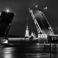Ночь в городе...