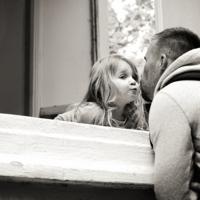 Несерьёзный поцелуйчик