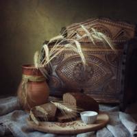 Любимый  вкус ржаного хлеба