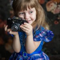 Будущий фотограф