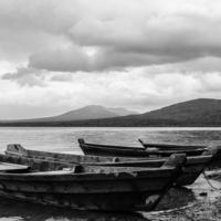 В ожидании рыбаков