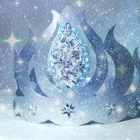 Атрибут Снежной Королевы