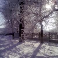 ЕЕ величество Зима !