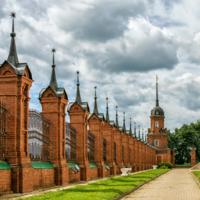 У стен древнего Кремля