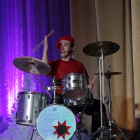 барабанщика пауза
