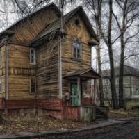 Про старый дом...