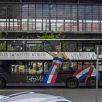навстречу шёл автобус...