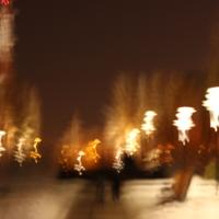 Балет уличных фонарей