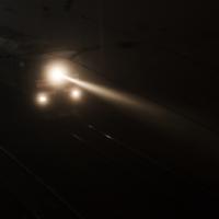 Сквозь ночной туман