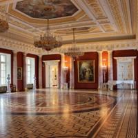 Дворец Екатерины II в Царицыно.