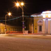 Зимняя Кострома