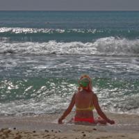 Медитируя с волной...