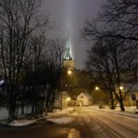 Зима в Старом Таллине