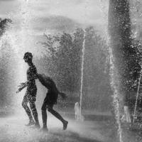 Чудо-юдо фонтанное