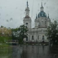А дождь все идет ...