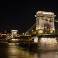 Будапешт. Цепной мост Сечени