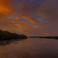 На реке Свирь