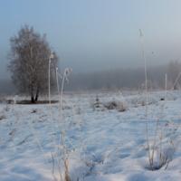 Снег, иней, туман
