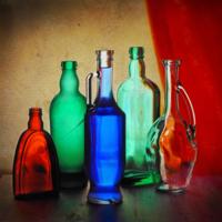 Магия цветного стекла