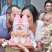 А мнееее??? Это же мой торт!