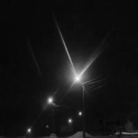 Звезды в ночи