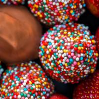 в мире сладостей