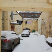 Зима за МКАДом
