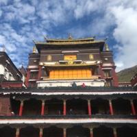 Под вечным небом Тибета