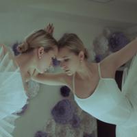 Полина балерина