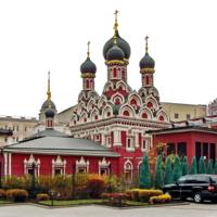 Храм Великомученика Георгия Победоносца.