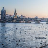 Prague....