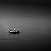 В эпицентре тишины и спокойствия.