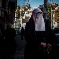 Арабский мир. Запрет на съемку женщин.