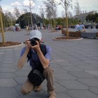 Мой личный фотограф