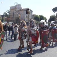 Легион на параде