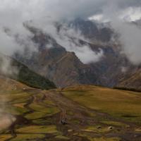 Перекрёсток в горах