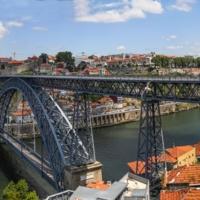 мост Понти-ди-Дон-Луиш