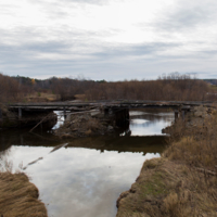 Деревеский мост