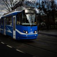 Краковский трамвай