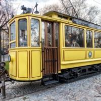 Трамвай из прошлого