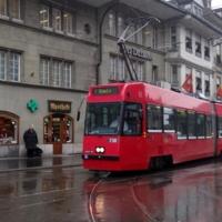 Трамвай в Берне