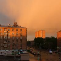 14 мая 2020. Москва.
