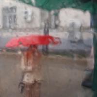 В пелене дождя